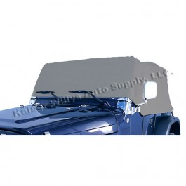 Weather Lite Cab Cover  Fits  76-86 CJ