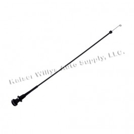 Heater Defrost Cable  Fits  78-86 CJ