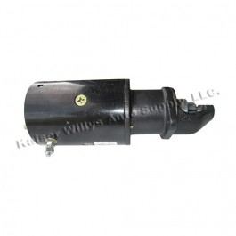 New Replacement Starter Motor (6 volt) Fits  54-64 Truck, Station Wagon with 6-226 engine
