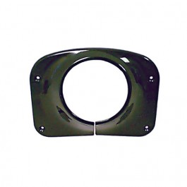 Steering Column Cover in Black  Fits  76-86 CJ