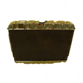 2 Core Radiator  Fits  81-86 CJ with 6 or 8 Cylinder