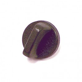 Interior Windshield Knob in Black  Fits  76-86 CJ