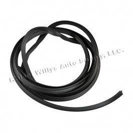 Tailgate to Body Rubber Weatherseal Kit  Fits  46-64 Station Wagon