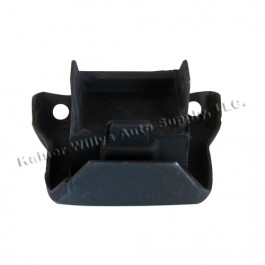 Engine Front Motor Mount Insulator for Drivers Side  Fits  66-73 CJ-5, Jeepster with V6-225 engine