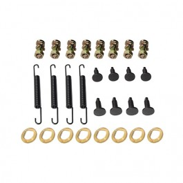 Complete Brake Spring & Hardware Master Kit Fits  41-66 MB, GPW, CJ-2A, 3A, M38
