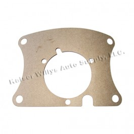 Transmission Housing to Bell Housing Gasket  Fits 41-45 MB, GPW with T84 Transmission