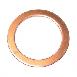 Master Cylinder Outer Copper Crush Washer  Fits  41-66 Jeep & Willys