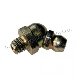 Shift Lever Pivot Pin Grease Zerk Fitting (Metric thread) Fits 41-71 Jeep & Willys with Dana 18 transfer case