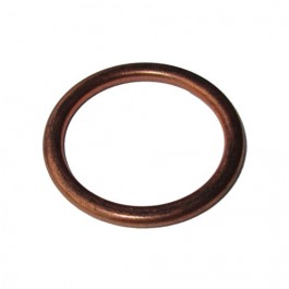 Oil Pan Drain Plug Gasket (Copper) Fits : 41-71 Jeep & Willys