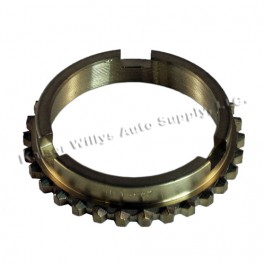 Transmission Synchronizer Brass Blocking Ring  Fits  46-71 Jeep & Willys with T-90 Transmission