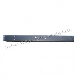 Front Bumper Bar (early style with gussets)  Fits  46-48 CJ-2A up to serial number 215649