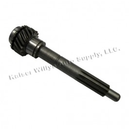Transmission Main Drive Input Shaft Gear Fits  46-55 Jeepster, Station Wagon with T-96 Transmission