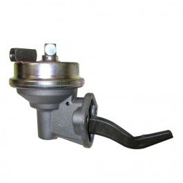 New Replacement Fuel Pump (single action)  Fits  65-66 CJ-5, Jeepster with V6-225 engine