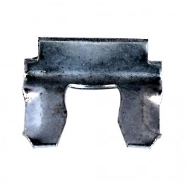 Hand Brake Cable Retainer Clip (for rear backing plate)  Fits  46-64 Truck, Station Wagon, Jeepster
