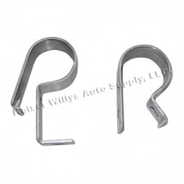Original Reproduction Exhaust System Clamp & Hanger Kit  Fits 50-66 M38, M38A1