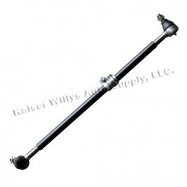 Driver Side Steering Tie Rod Assembly  Fits  46-71 CJ-2A, 3A, 3B, 5