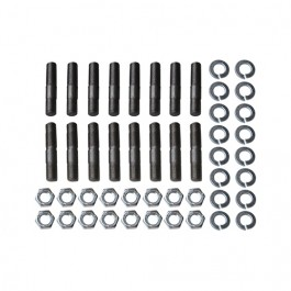 King Pin Cap Stud Kit Fits  41-71 Jeep & Willys with 4-134 engine