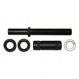 Lower Outer Control Arm Repair Kit (lower shock mount)  Fits  46-55 Jeepster, Station Wagon with Planar Suspension