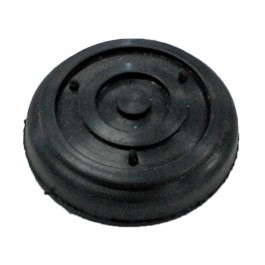 Rubber Starter Button Pad  Fits  46-53 Truck, Station Wagon, Jeepster with mechanical start