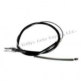 Emergency Rear Hand Brake Cable (60-1/2
