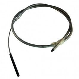 Emergency Hand Brake Cable (60-3/4