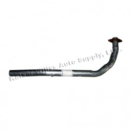 New Exhaust Manifold Pipe (front)  Fits  50-51 Jeepster with 6-161 engine