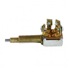 Overdrive Kick-Down Switch (under gas pedal)  Fits  46-55 Station Wagon, Jeepster with Planar Suspension