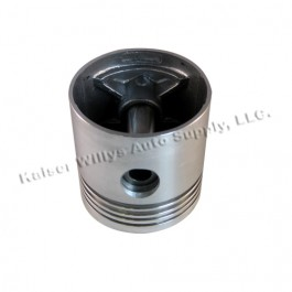 New Replacement Piston with Pin - .060 o.s.     Fits 54-64 Truck, Station Wagon with 6-226 engine