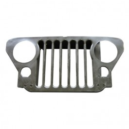 New Steel Radiator Grille  Fits  50-52 M38