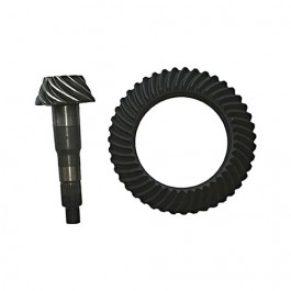 Ring and Pinion Kit with 4.55 Ratio  Fits  86 CJ-7 with Rear Dana 44 with Flanged Axles