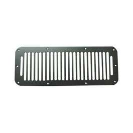 Cowl Vent Cover in Black  Fits  76-86 CJ