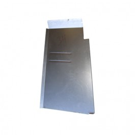 Floor Pan Repair Panel for Passenger Side Fits 46-55 Station Wagon, Sedan Delivery (2 wheel drive)