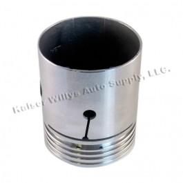 New Replacement Piston with Pin - .080