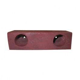 Wood Spacer Block for Hood  Fits  46-64 CJ-2A, 3A, 3B, M38