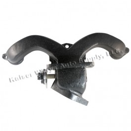 New Exhaust Manifold  Fits  41-53 Jeep & Willys with 4-134 L engine