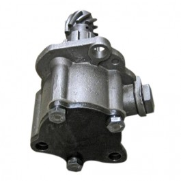 Factory Rebuilt Oil Pump    Fits  50-55 Station Wagon, Jeepster with 6-161 engine