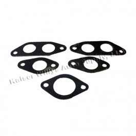 New Manifold Gasket Set (5 piece kit)  Fits  52-55 Station Wagon with 6-161 F engine