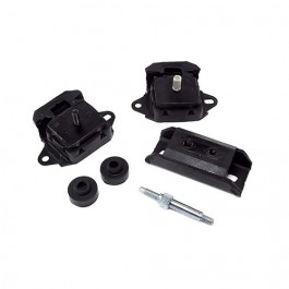 Drive Train Mounting Kit  Fits  76-86 CJ with 6 Cylinder 258