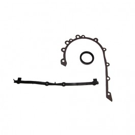 Timing Cover Gasket Set with Oil Seal  Fits  76-86 CJ with 6 Cylinder 232 258