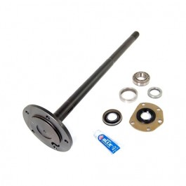 Driver Side 1 Piece Axle Kit  Fits  76-86 CJ with Rear AMC20