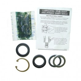 Steering Gear Box Pitman Arm Seal Repair Kit  Fits  76-86 CJ