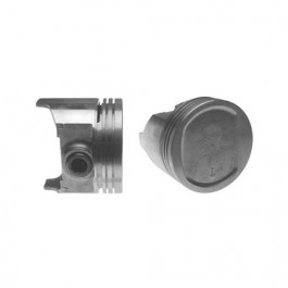 Piston with Pin in .040 Inch o.s.  Fits  83-86 CJ with 2.5L 4 Cylinder