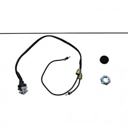 Complete Horn Button, Switch & Rod Kit Fits 50-52 M38