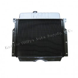 Radiator Assembly - Made in the USA  Fits  52-66 M38A1