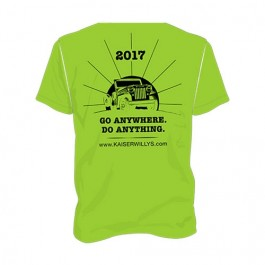 2017 Kaiser Willys T-Shirt Fits 41-71 Jeep & Willys