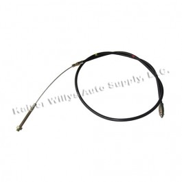 Emergency Hand Brake Cable (63-5/8