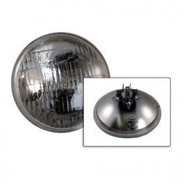 Sealed Beam Headlight Bulb 6 volt  Fits  41-45 MB, GPW