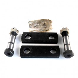Leaf Spring Shackle Kit (Heavy Duty)  Fits 52-71 CJ-3B, 5, M38A1 (greasable)