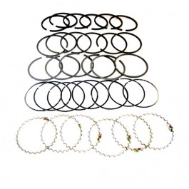 New Complete Piston Ring Set - .010