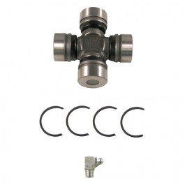 Cleveland Style Universal Joint (lock strap & bolt style)  Fits  46-64 Truck, Station Wagon